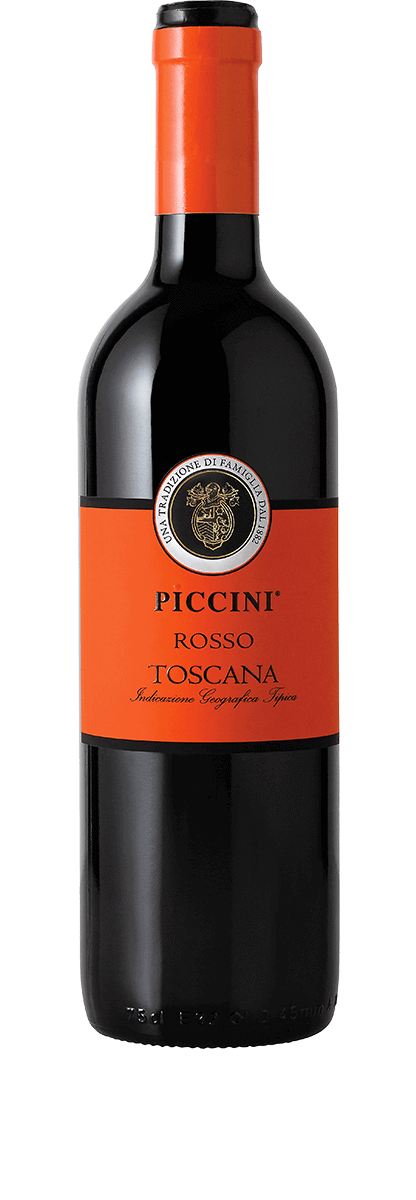 Rosso Toscana Orange Label 2015
