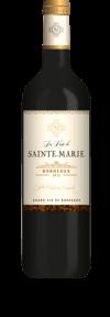 Les Hauts de Sainte Marie 2016  - Château Sainte Marie