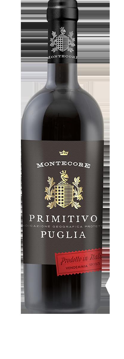 Montecore Primitivo di Puglia 2016
