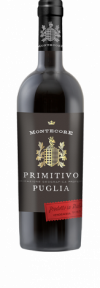 Primitivo IGP Puglia Montecore 2017 - Masseria Trajone
