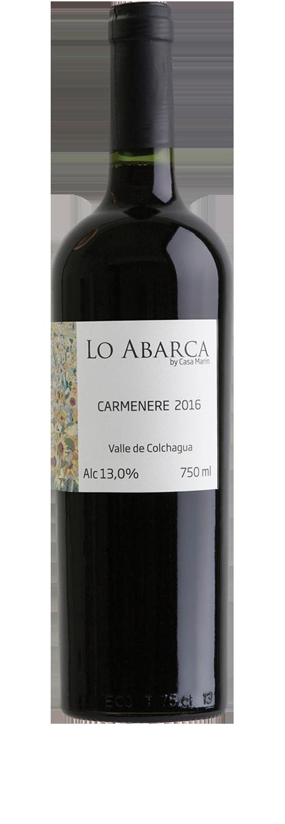 Lo Abarca Carmenère 2016