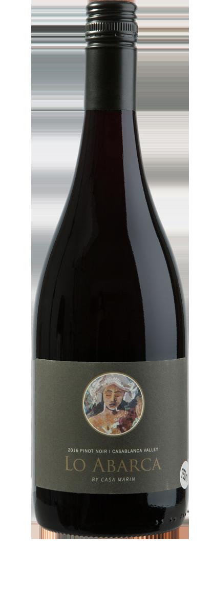 Lo Abarca Pinot Noir 2016