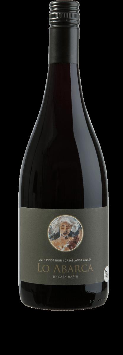 Lo Abarca Pinot Noir 2017