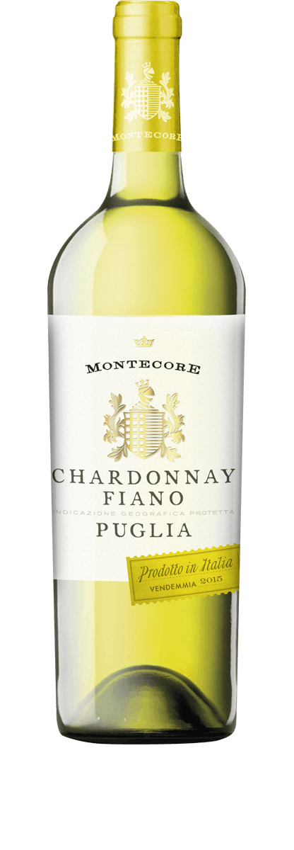 Montecore Chardonnay/Fiano di Puglia 2016