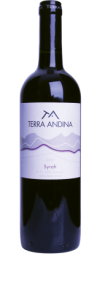 Terra Andina Syrah 2010 - Terra Andina