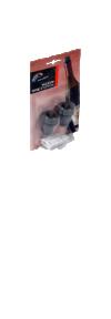 Conjunto de 2 rolhas Vacuum Wine Stoppers - Vacuvin
