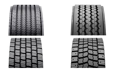 Vipal presents four new winter treads for the European market