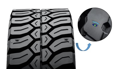 Eye Control technology expands control over tyre conservation and reduces costs for carriers