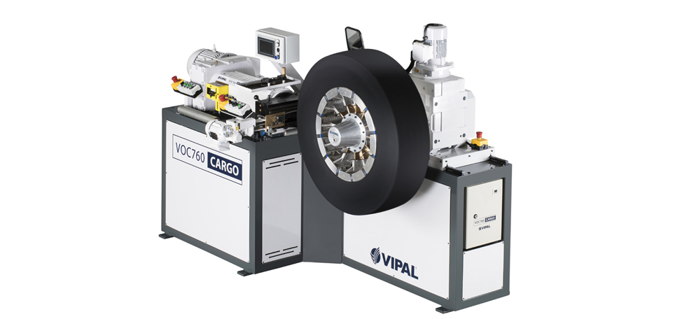 Spanish retreader acquires Vipal's first machine in Europe