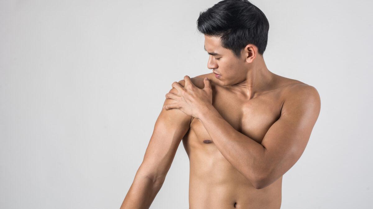 Que sinais a dor no ombro esquerdo pode indicar?