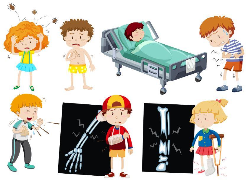 Saiba quais são os tipos de doenças que existem!