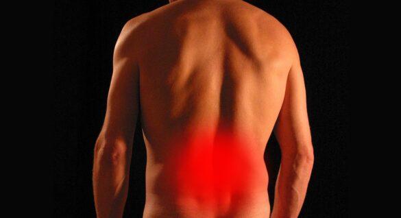 Dor nervo ciático