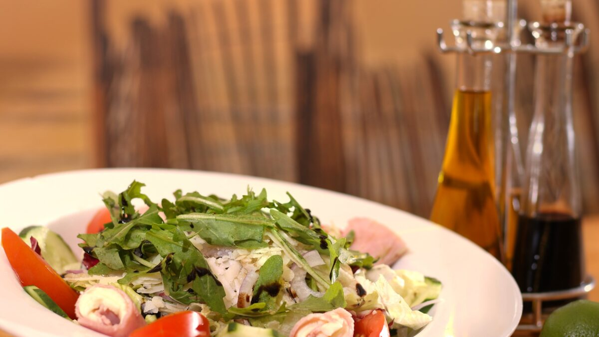 Cardápio: alimentação saudável e seus benefícios