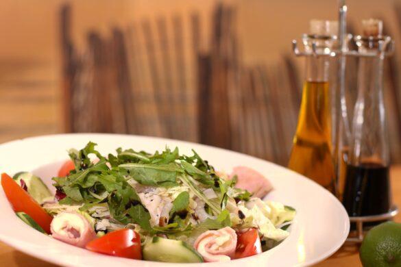 Cardápio alimentação saudável