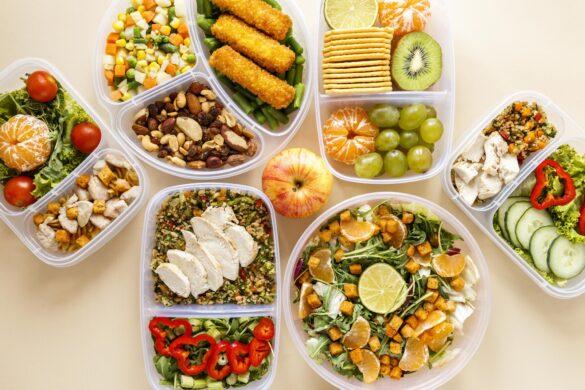 O que é uma alimentação saudável?