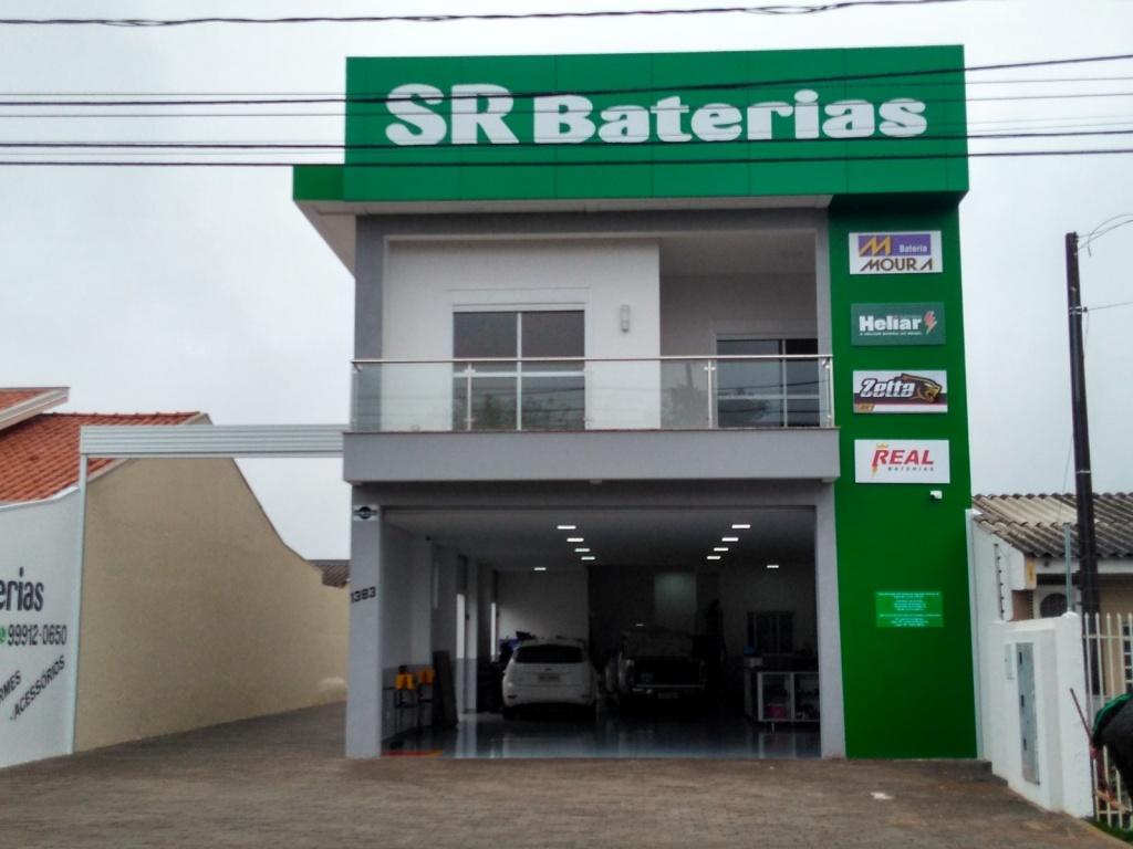 Baterias SR