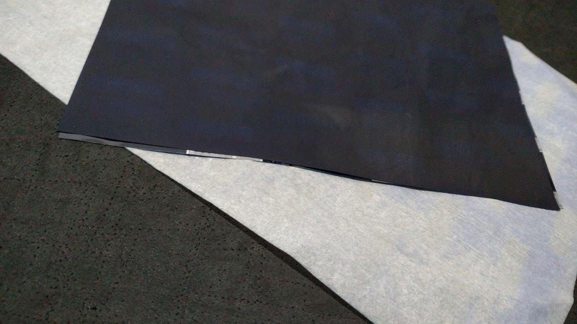 papel carbono para modelagem