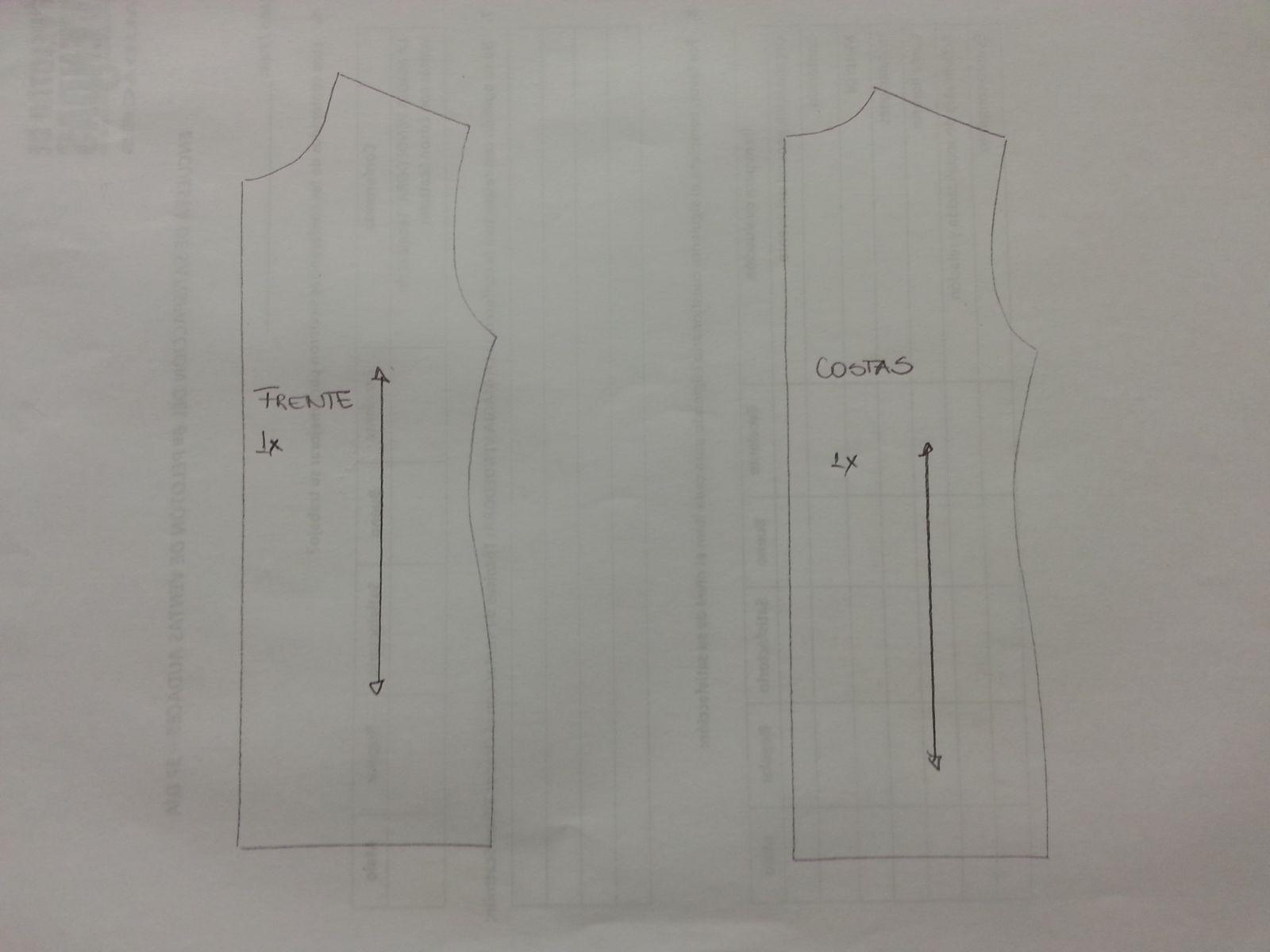 Como fazer moldes de costura mais rápido