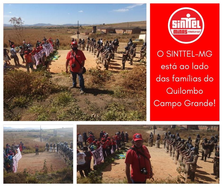 Resistência do Quilombo Campo Grande – Sul de Minas