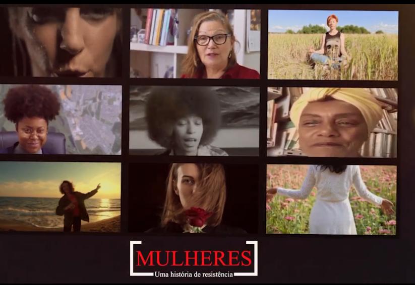 Mulheres: Uma História de Resistência