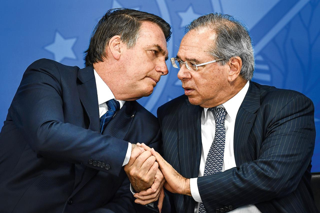 Ministro da Economia, Paulo Guedes, dá canetada e eleva salário de Bolsonaro e ministros em até 69%
