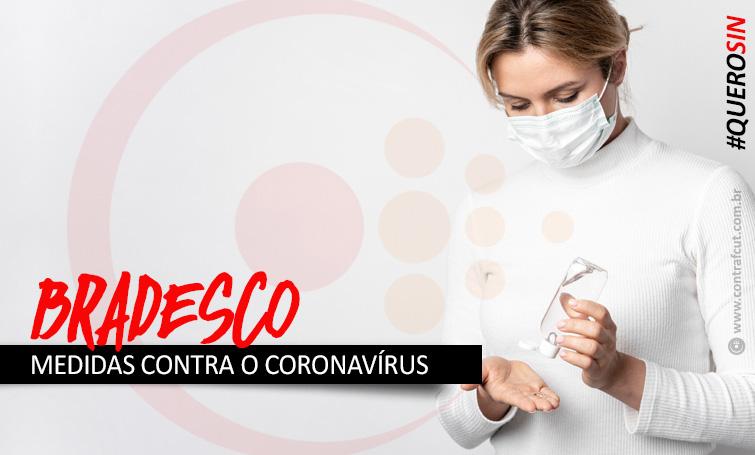Bradesco: teste de Covid-19 é estendido para dependentes de funcionários de todo o País