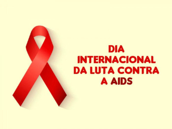 1º de Dezembro é Dia Mundial de Combate à Aids
