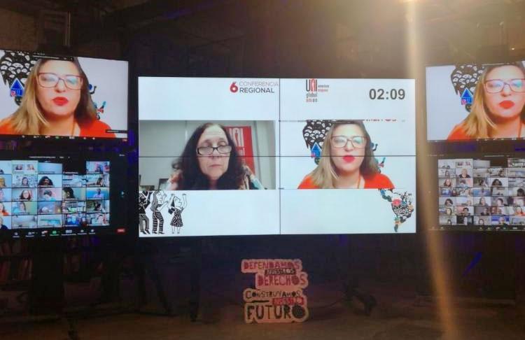 6ª Conferência da UNI Américas Mulheres reflete sobre futuro do trabalho