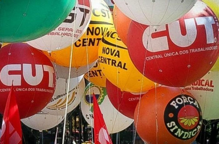 Centrais querem dar um basta às milhares de demissões e à desindrustrialização