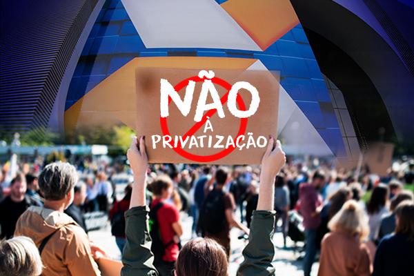 Nova pesquisa revela que brasileiros continuam contrários à privatização da Caixa