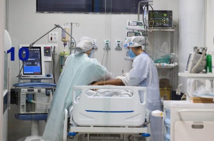 Secretaria Estadual de Saúde admite colapso de leitos nos hospitais do Paraná