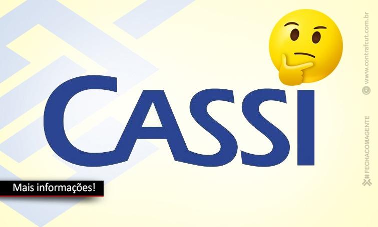 Entidades cobram mais informações da Cassi