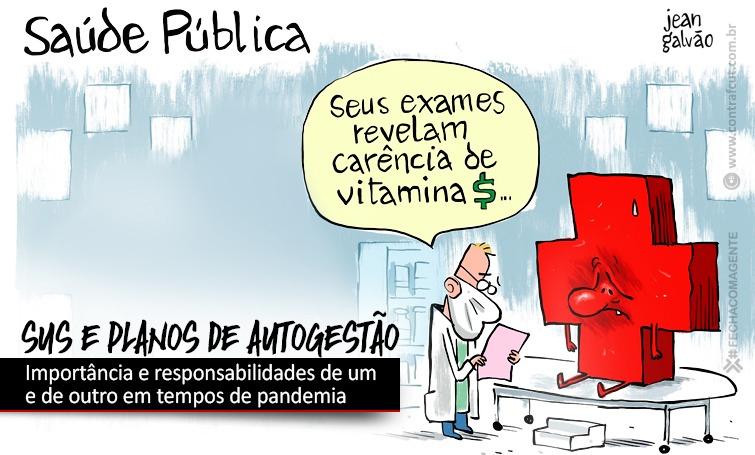 """""""SUS e os planos de autogestão no contexto de pandemia"""" é tema de debate dia 29/04"""