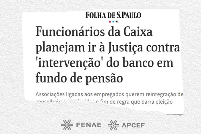 Críticas à cassação dos mandatos de conselheiros eleitos da Funcef ganha destaque na mídia