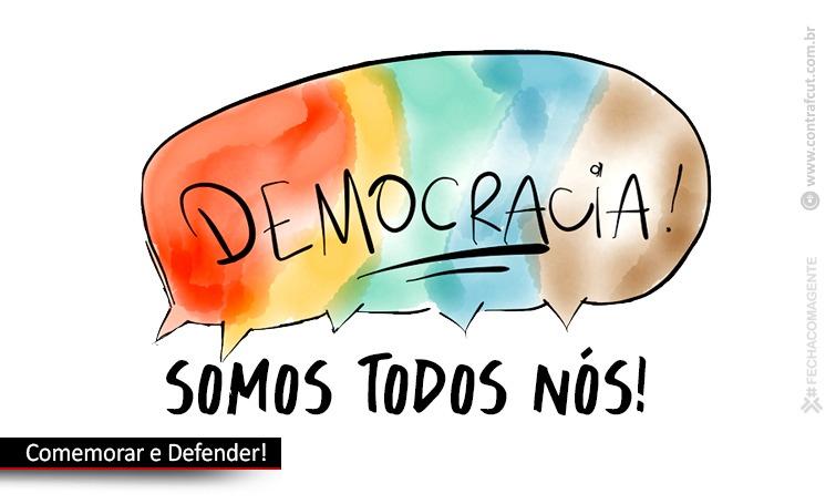 15 de Setembro é Dia Internacional da Democracia