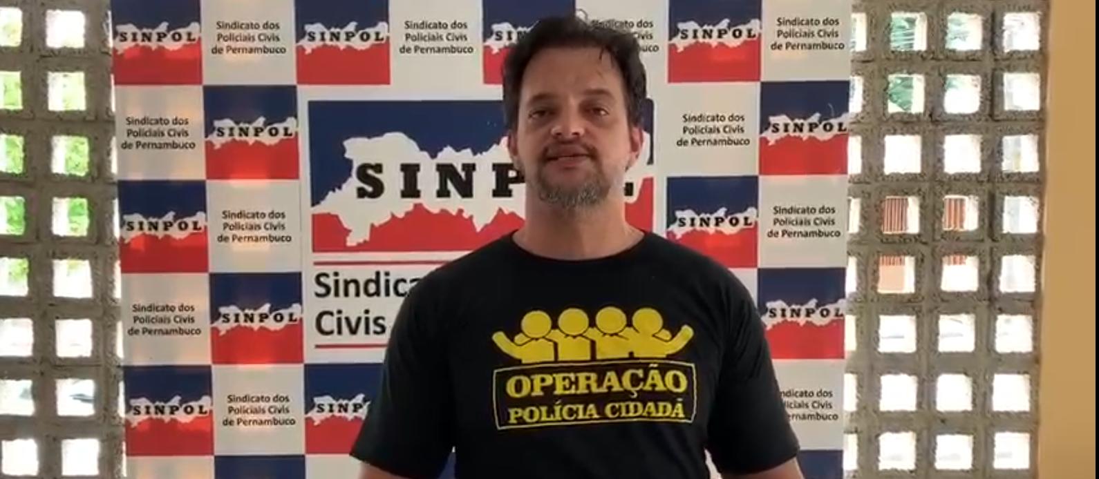 Vitória do SINPOL e dos Policiais Civis.
