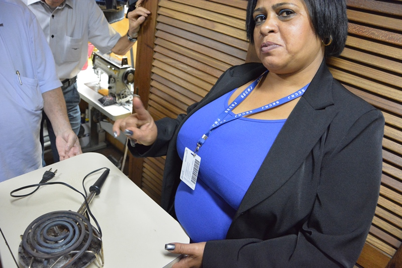 Diligência verificou condições inadequadas para alimentação dos funcionários em loja do BarraShopping