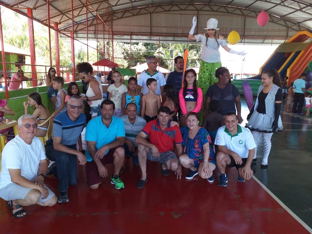 Comemoração do Dia das Crianças no Clube do Stiquifar 2019