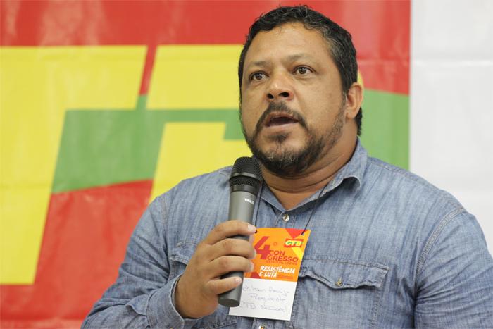 Centrais Sindicais se reúnem com Gaet para discutir pauta trabalhista