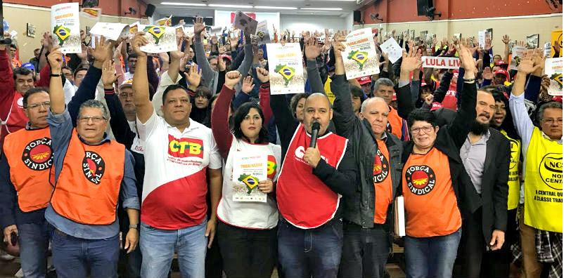 Centrais acertam ao resgatar a Agenda da Classe Trabalhadora