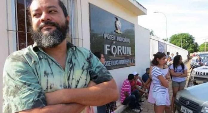 Em Marabá, entidades se unem em favor do professor processado pela Vale