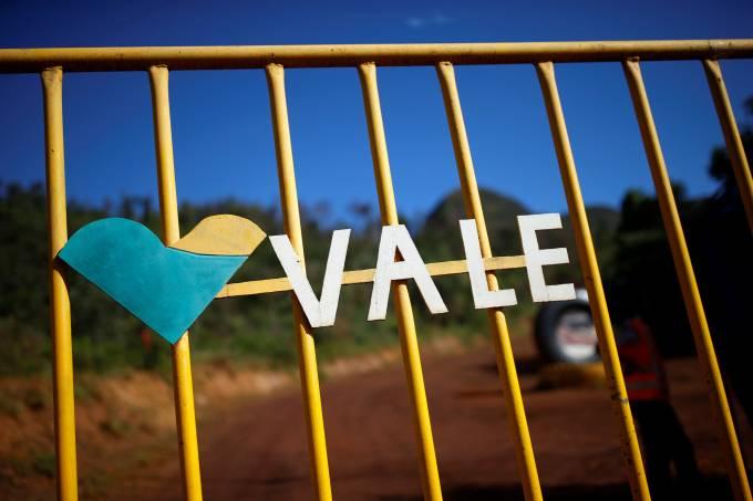 Vale suspende atividades em barragem de Minas