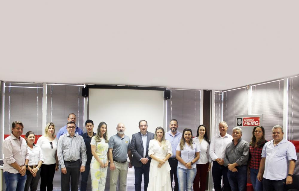 Fiemg Regional reúne empresas do DI's e usina de álcool