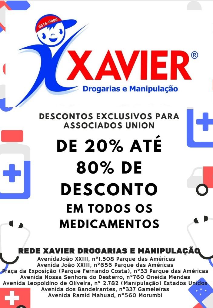 IEPT/Stiquifar fecha parceria com a drogaria Xavier
