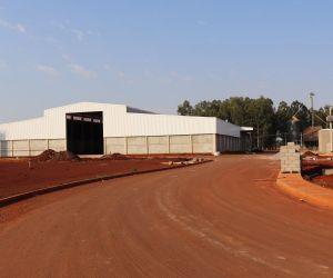 Fábrica tem capacidade para fabricar 800 mil toneladas de fertilizantes a partir da ureia