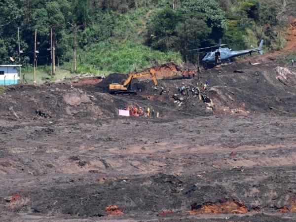 Mais de 20 barragens estão em estado de alerta em MG, diz Defesa Civil