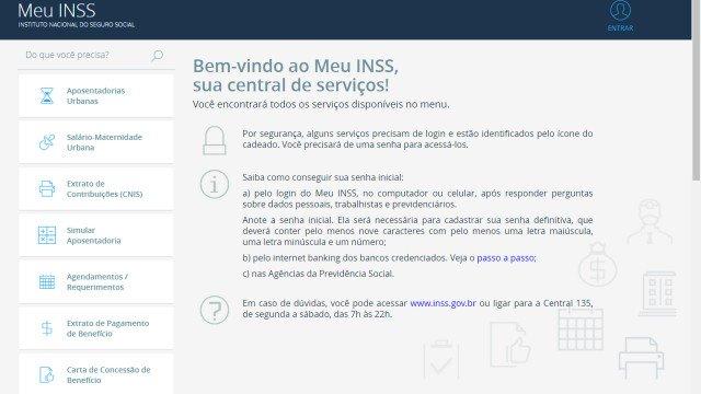 'Meu INSS', que reúne dados previdenciários de trabalhadores, ganha nova versão