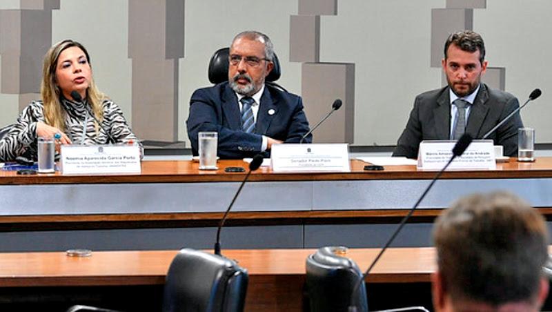 MP 905/19 agride Constituição e normas da OIT, diz Anamatra