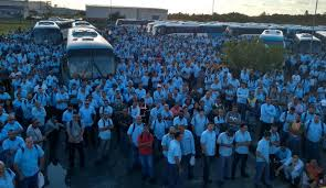Trabalhadores da fábrica da Ford em Taubaté recusam proposta de indenização