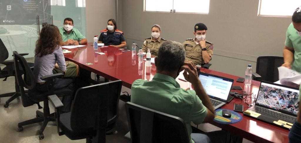 Defesa Civil de Itabira prepara-se para acompanhar teste das sirenes da Vale